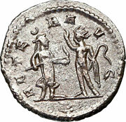 Claudius Ii Gothicus Rare Or Unpublished Sun And Moon Embodied Roman Coin I84456