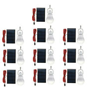 Portable Solar Energy Lamp Led Bulb Light Outdoor Camping Tent Rechargeable Lamp