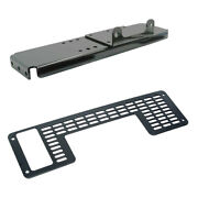 Kfi Wide Winch Mount And Grill Kit Polaris Ranger 425 Full-size 2x4 2001-2004