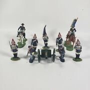 Vintage Britains Ltd United States Cavalry Military Soldiers Canon Model Toys