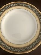 12 Pieces Wedgwood India Bone China Made In England Desert/bread Plates