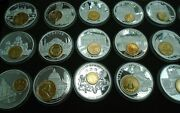 History Of Europe Currency Proof Medalions And Coins Gold And Silver Plated