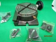4 Verticle/horizontal Rotary Table With Clamping Kit Grt1004