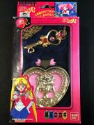 Sailor Moon R Space-time Key Compact 1993 Vintage Toy Bandai