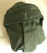Original Pouch Od Color For Vdv Airborne Mess Kit 1980 Army Issue Pouch Only