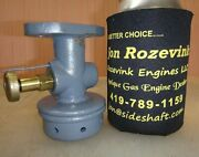 Carb Or Fuel Mixer For A Associated Or United Hit Miss Gas Engine Part No. Cha