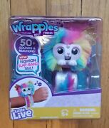Wrapples Raybo Furry Best Friend Slap Band Tail Little Live Pets New In Box
