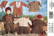 Vogue Doll Clothes By Linda Carr Pattern 9784 Size 18 Uncut