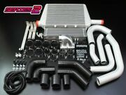 Hpd Front Mount Intercooler Kit For Landcruiser 80 Series 2 1hz/1hd-t Automatic