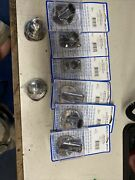 280600-1 24-1202 316 Stainless Round Base Boat Rail Holders Seadog Line