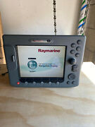 Raymarine E80 Chartplotter And Open Array For Sale Used In Very Good Condition.