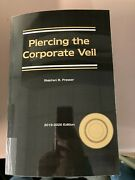 Piercing The Corporate Veil 2019-20 West's