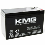Battery 12v 7.2ah - Electronic Equipments Dc Power Supply Auto Control Systems