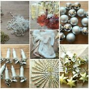 119 Mix Lot Of Christmas Tree Decorations Everything You Need To Decorate A Tree