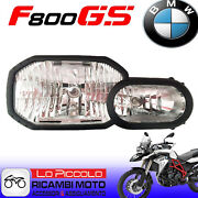 For Bmw F 800 Gs 2010 2011 2012 Light Headlight Complete Approved Cev