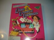 Leisure Suit Larry Land Of Lounge Lizards-vintage Pc Game-3.5 Disk-amiga-mint