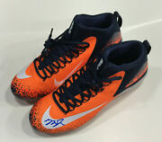 Mike Trout Signed Nike Zoom Millville Cleats Mint Autograph Mlb Auth Coa 11.5