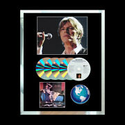 David Bowie The Man Who Sold The World Multi Cd / Photo Display