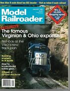 Model Railroader Magazine - January 1998 - The Famous Virginian And Ohio Expands