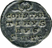 Constantine I The Great Authentic Ancient Very Rare Roman Coin Wreath I85854
