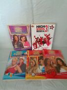5 Disney - High School Musical - Softcover Chapter Books - East High Stories