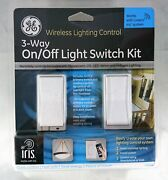 Ge 3 Way On/off Light Switch Kit Wireless Lighting Control