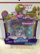New Sealed Royal Trends Happy Places Charming Wedding Arch Toy Shopkins Rare