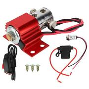 Red Line Lock Brake Lock For 12-16 Volt Electric Systems Hill Accessory