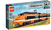 Lego 10233 Creator Horizon Express With Power Functions New Mint Sealed