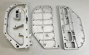 318309 317217 Johnson Evinrude 1973-76 Exhaust Manifold And Plate Cover 65 70 75hp