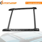Set Roof Racks Crossbars With Roof Rail For 2005-2019 Toyota Tacoma Double Cab