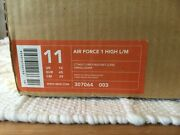 Nike Air Force 1 High L/m And039stashand039 London One Night Only Uk10 Us11 Bnib 2003