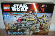 2016 Star Wars Lego 75157 Captain Rexand039s At-te Walker 972 Pcs Retired