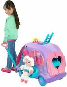 Doc Mcstuffins Get Better Talking Mobile Clinic Hospital Toy New In Box Vthf