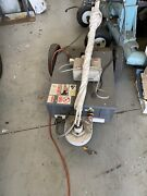 Robinson Helicopter Custom Electric Tow Cart Tug