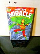 Dc New Sealed Mister Miracle By Steve Englehart And Steve Gerber Hardcover –