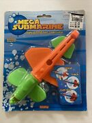 Vintage Mega Submarine Water Toy/ Pool Toy - Schylling - Goes Up To 50 Feet