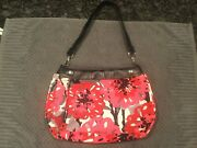 Thirty One Suite Skirt Purse With Floral Shell Thirty One Base Purse With Shell