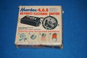 Nos 1960's Mardec No Point Electronic Ignition Buick Fork Bmw Audi Mg Chevy Etc