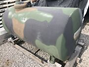 Military Stainless Insulated 400 Gallon Tank Portable