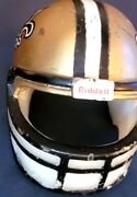Awesome 5 New Orleans Saints Helmet Wax Candle