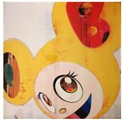Takashi Murakami And Then And Then And Then And Then And Then Yellow Jelly Dob