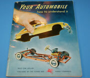 1952 Magazine Book Flying Red Horse Company How To Understand Your Automobile