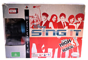 Sing It High School Musical 3 Senior Year +mics Sony Ps3 Playstation 3 Boxed
