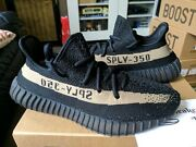 Adidas Yeezy Boost 350 V2 Black Green Core Sply Kanye West By9611 Beluga Pirate