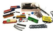 Ahm Spirit Of 76 Ho Scale Mixed Train Set. Not Tested Some Tyco