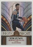 2017-18 Panini Crown Royale Pacific Marquee Dillon Brooks Pm-37 Rookie