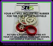 Bally 1978 Strikes And Spares Rubber Ring Kit - Premium Quality