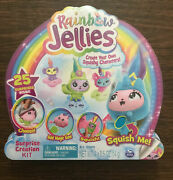 Rainbow Jellies 25 Surprise Creation Kit Brand New Expedited Shipping