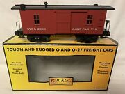 ✅mth New York Central Hudson River 19th Century Baggage Cabin Car Caboose